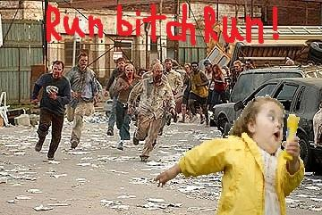 ran chubby bubble girl ran