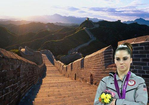 Great Wall is an unimpressive wall