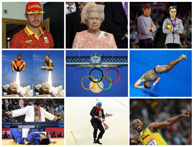 2012 Summer Olympic Compilation