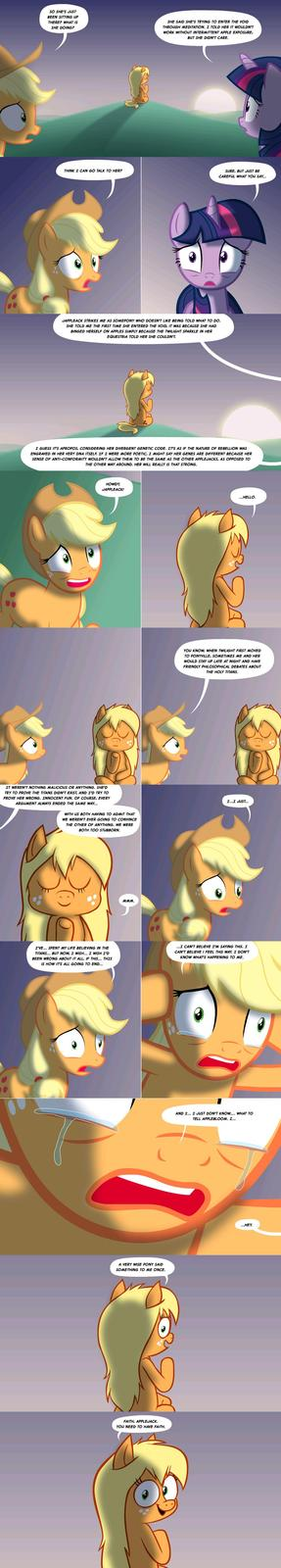 Japplejack: Chapter III - Part 3