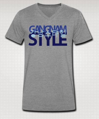 Gangnam Style Shirt