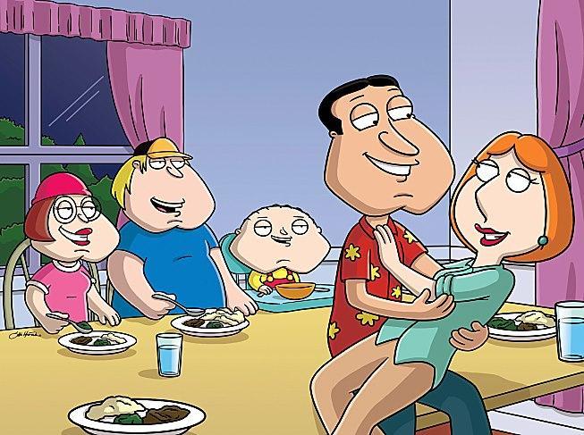 The Quagmire Family