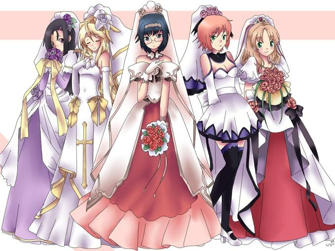 KS Brides, by theblueberryblanket