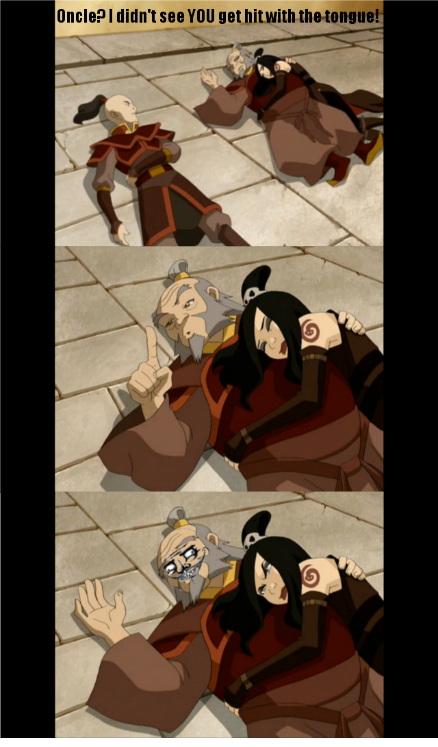 Iroh, be my Oncle.   Avatar: The Last Airbender / The ... World Cup Funny Memes