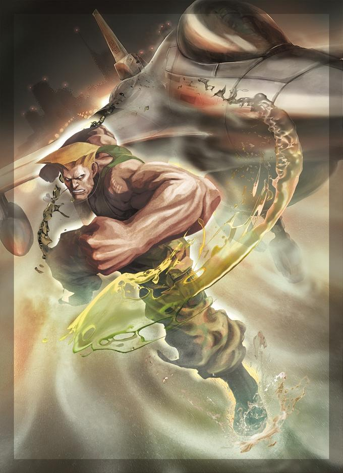 Guile going the distance