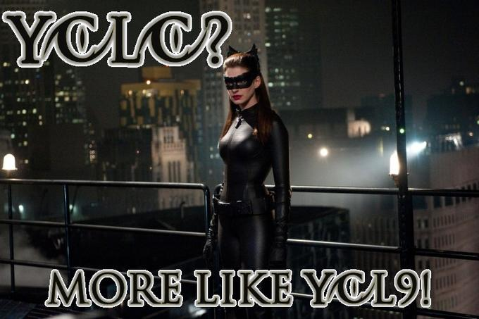 YOLO? More like YOL9!
