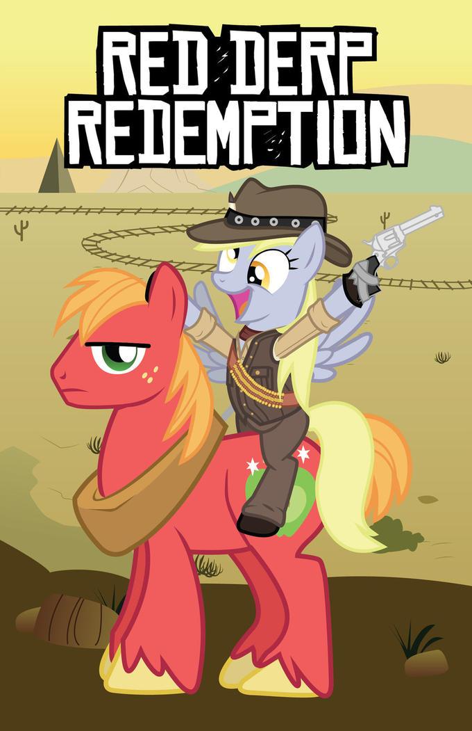 Red Derp Redemption by Smashinator