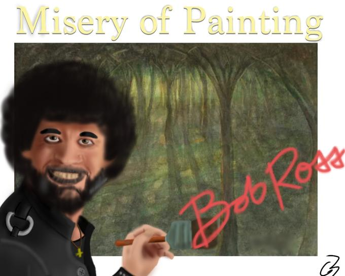The Misery of Painting