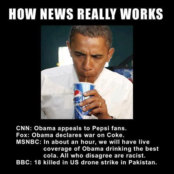 How News Really Works
