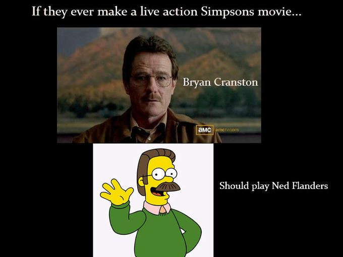 Ned flanders in real life