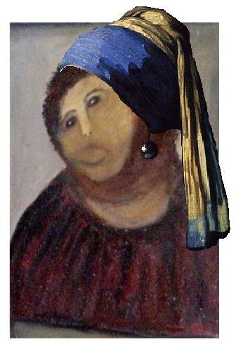 Girl(?) with a Pearl Earring