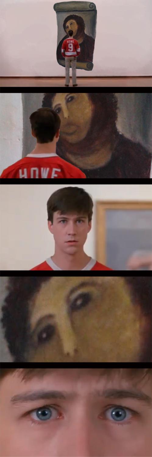 Cameron admires Beast Jesus