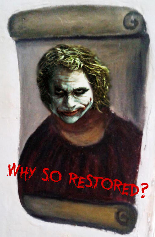 Why So Restored?