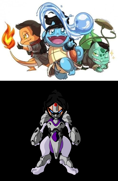 Pokemon: Legend of Squirtle