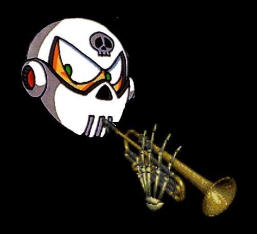Skullman Trumpet