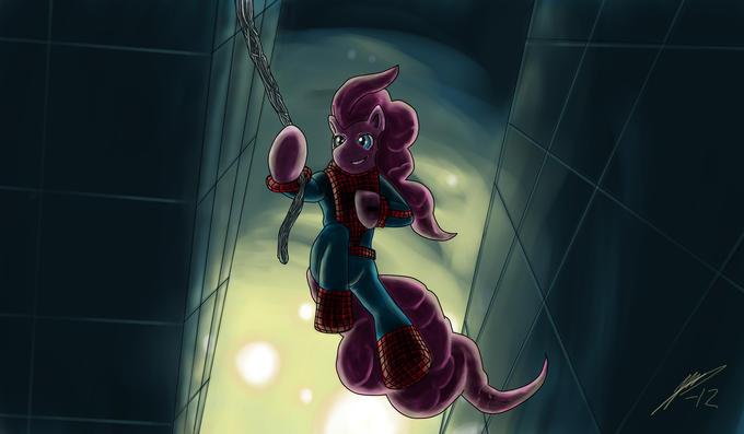 The Amazing Spidermare