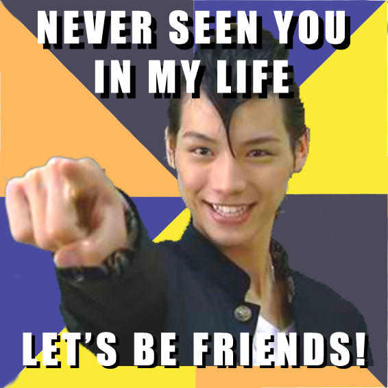 Über Friendly Gentaro