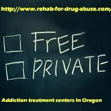 Addiction treatment centers in Oregon
