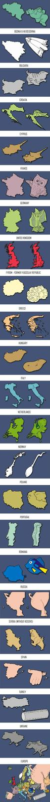 Europe According To Creative People