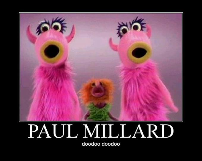 Paul Millard