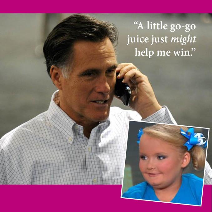 #Romneybooboo