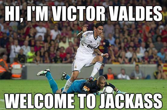 Víctor Valdés skills