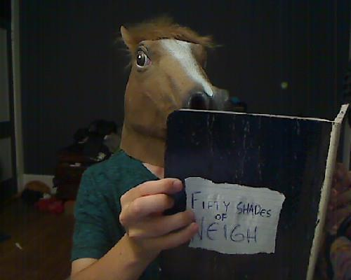 Fifty Shades of Neigh
