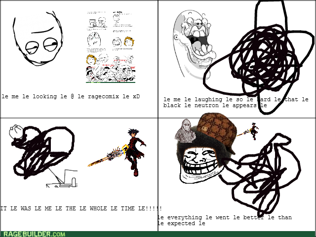 ba4 le constantine rage comics know your meme