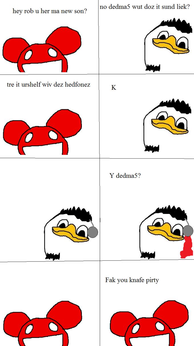 Dolanmau5 - Goobies n stuff