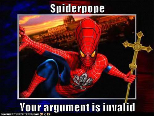 Spiderpope