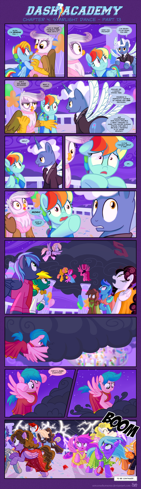 Dash Academy 4- Starlight Dance 13