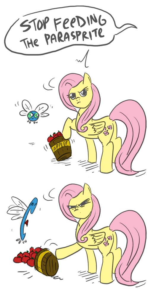 watch out, we've got a fluttershy over here