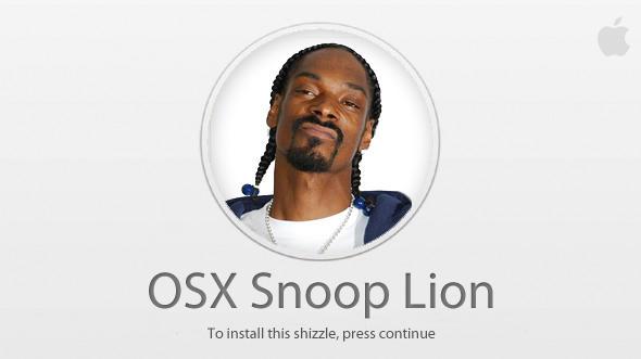 4ef os x snoop lion apple know your meme,Os Meme