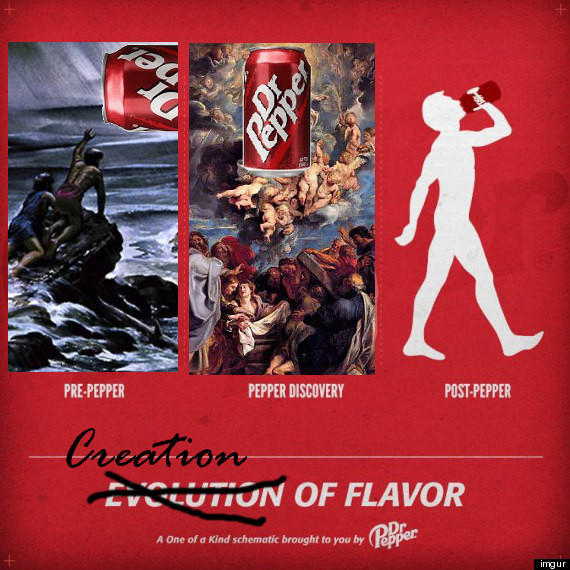 Creation of Flavor