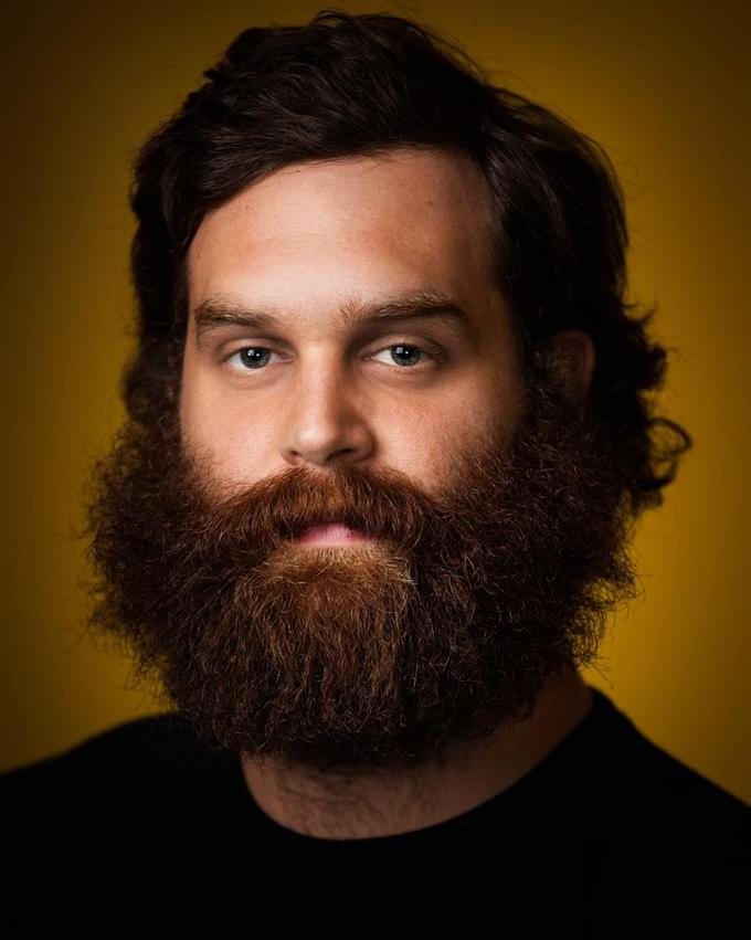Harley Morenstein's Photo