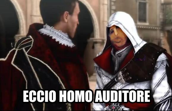 Eccio Homo Auditore