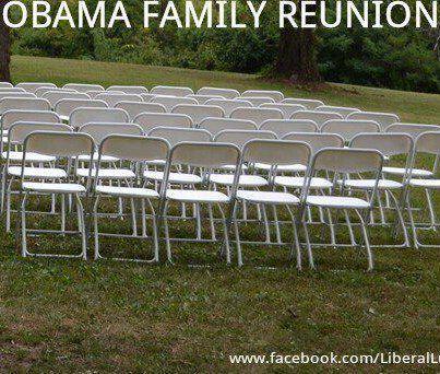 Obama Family Reunion