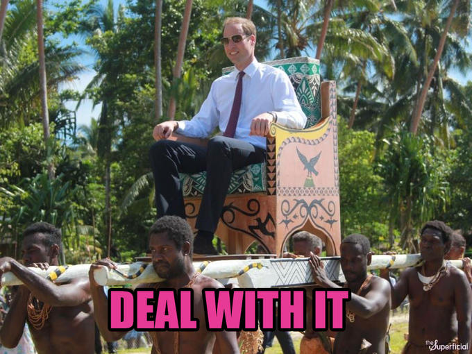 Prince William dealing with the recent paparazzi photo scandal