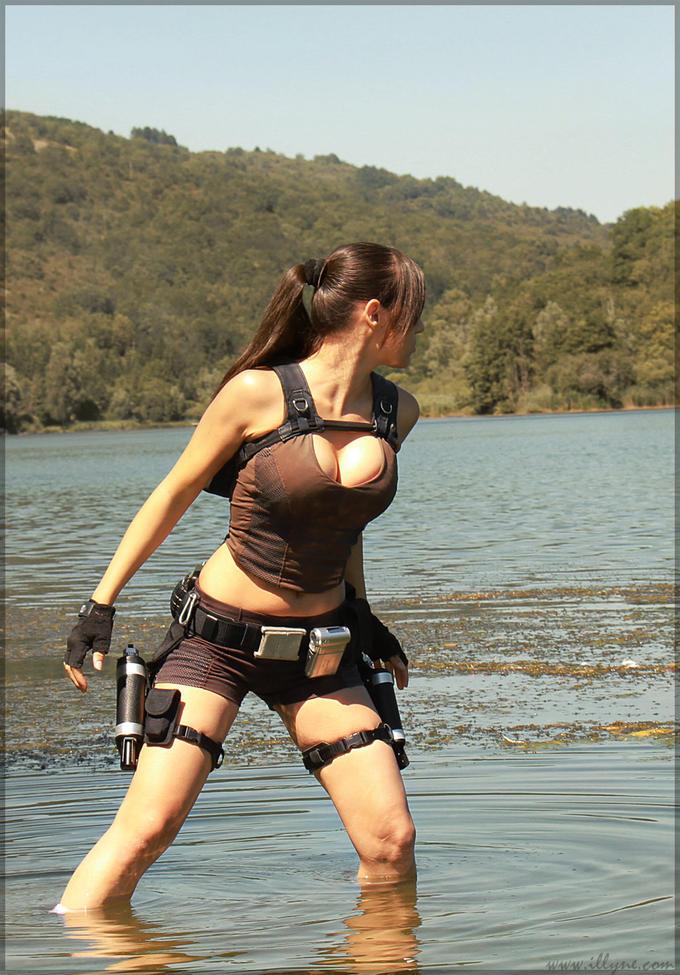 Lara - TR Underworld.