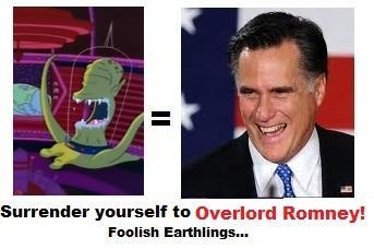 Overloard Romney