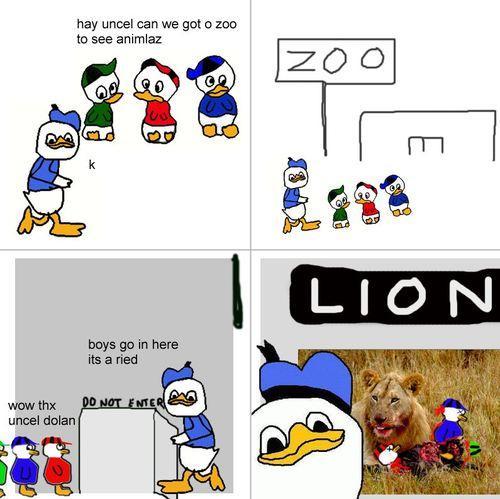 zoo wit dolan