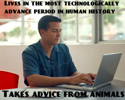 Advice animal guy