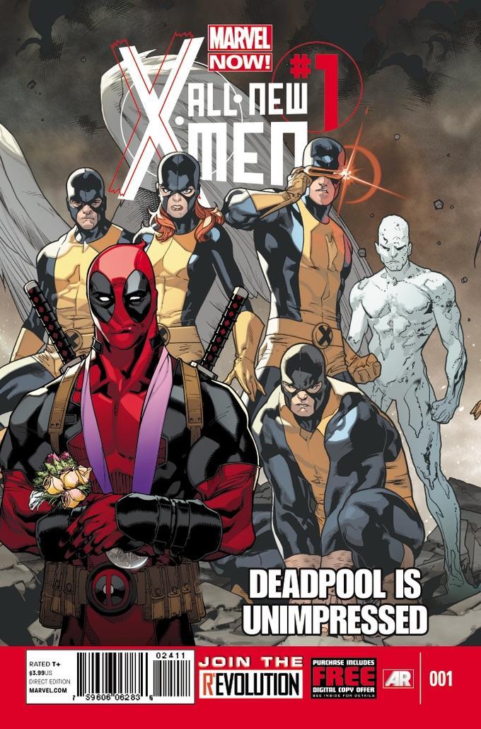 Deadpool is Not Impressed