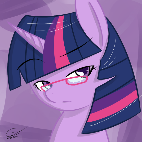 Librarian Twilight.