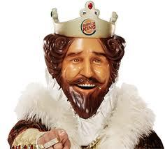 Well it can't get any simpler than this can it an image of The Burger King