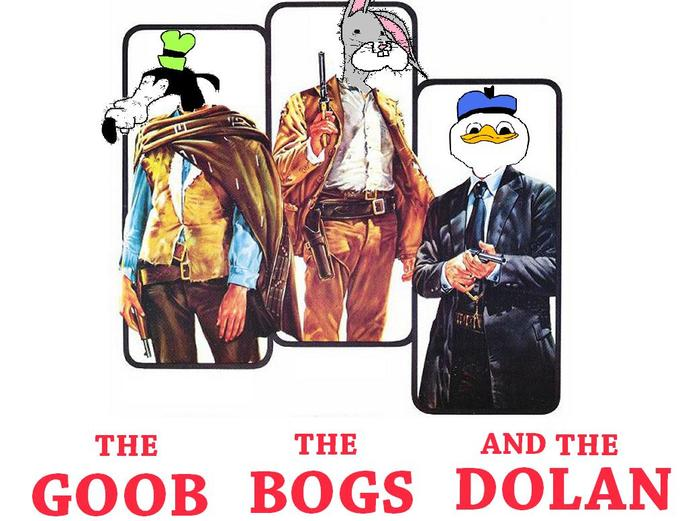 the goob, the bogs and the dolan