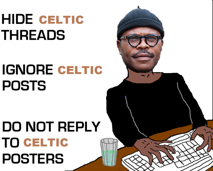 hide celt threads