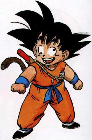 son Goku derp