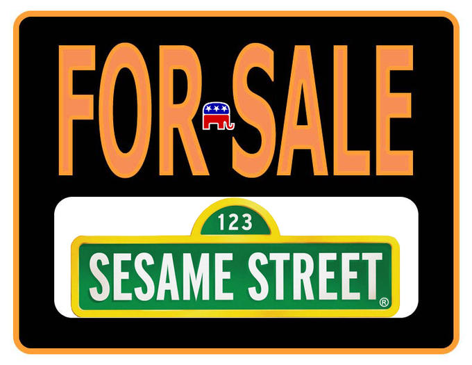 For Sale 123 Sesame Street