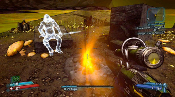 Another Reference in Borderlands 2